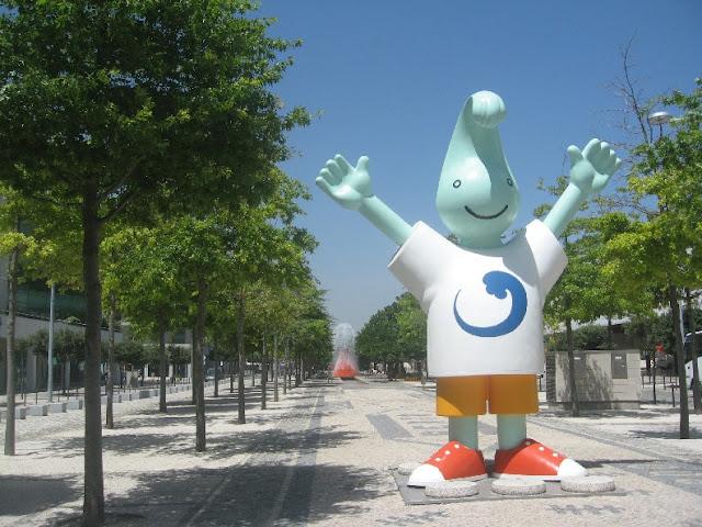 ... do Gil da Expo 98
