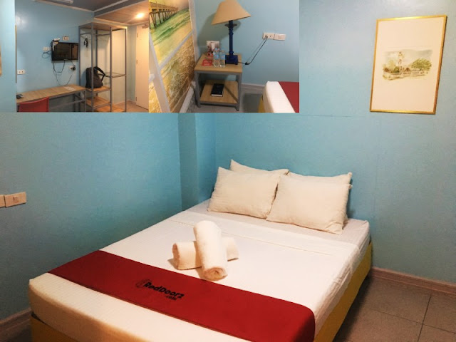 RedDoorz Plus is one of the cheapest hotels in Cebu situated nearby UV Mandaue/Mandaue Academy. The place is not too far from Mactan Cebu Intertional Airport