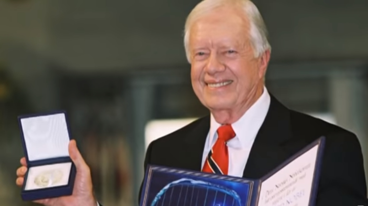 IMMUNOTHERAPY FACT OF THE DAY #20: IMMUNOTHERAPY CURED JIMMY CARTER'S CANCER