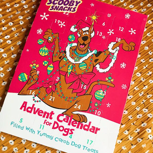 Scooby Snacks Advent Calendar