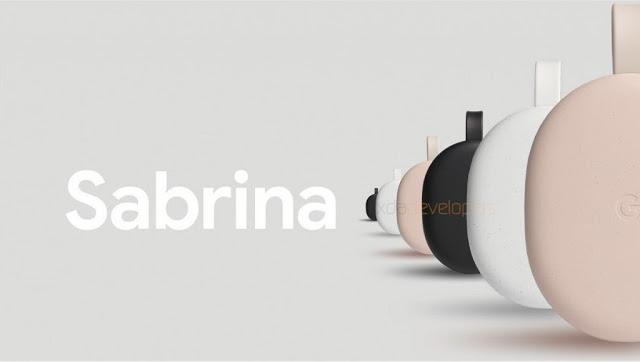 Dois dispositivos da Google chegam à FCC - Sabrina e controle remoto