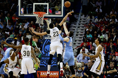 Denver Nuggets vs New Orleans Pelicans