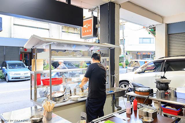MG 7545 - 熱血採訪│不用特地跑去台南,也能吃到料鮮味美的土魠魚羹!加點烏醋更對味~