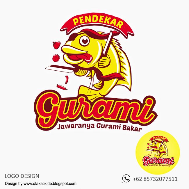 Jasa Desain Kartu Nama Brosur: Logo Rumah Makan Ikan Bakarjasa Desain Kemasan Produk Ukm