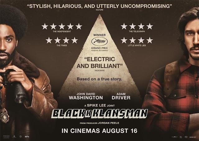 BlacKkKlansman (Film 2019) Agent provoKkKator