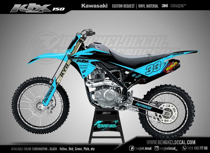 KLX BF 150 - Fasthouse