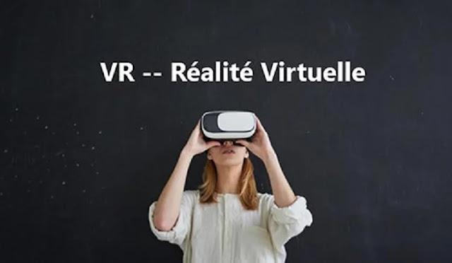 Qu'est ce que la Réalité Virtuelle?