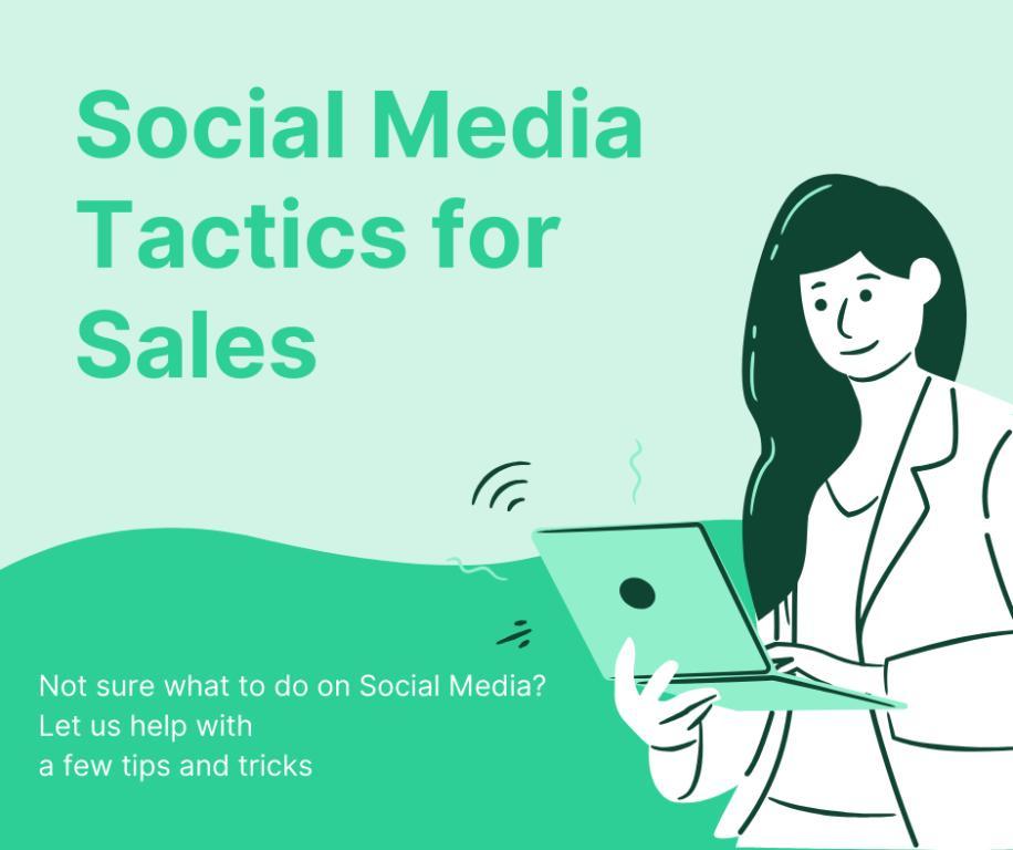 Social Media Marketing Tactics to Drive Sales