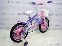 Sepeda Anak GoodWay 1602 Diva 16 Inci
