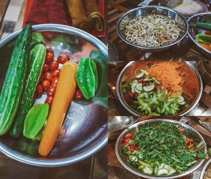 Rose Kitchen Hanoi cooking class