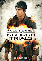 Maze Runner: Scorch Trials Movie