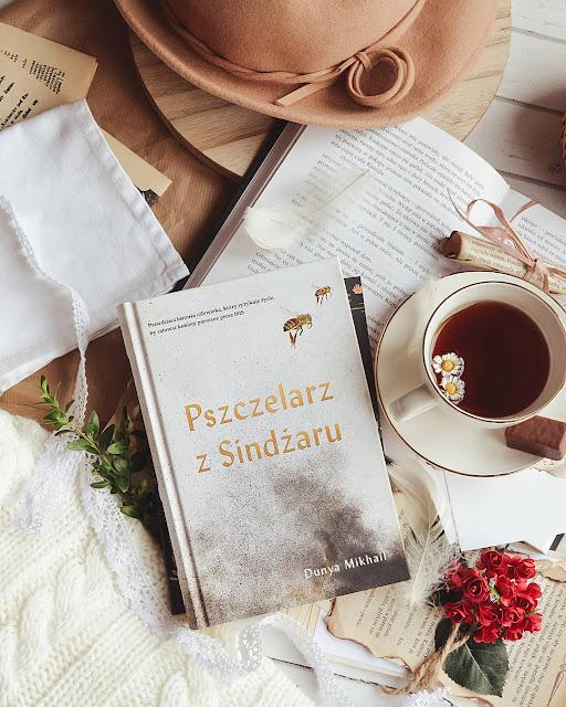 """#319 W kilku słowach - """"Pszczelarz z Sindżaru"""" - Dunya Mikhail"""