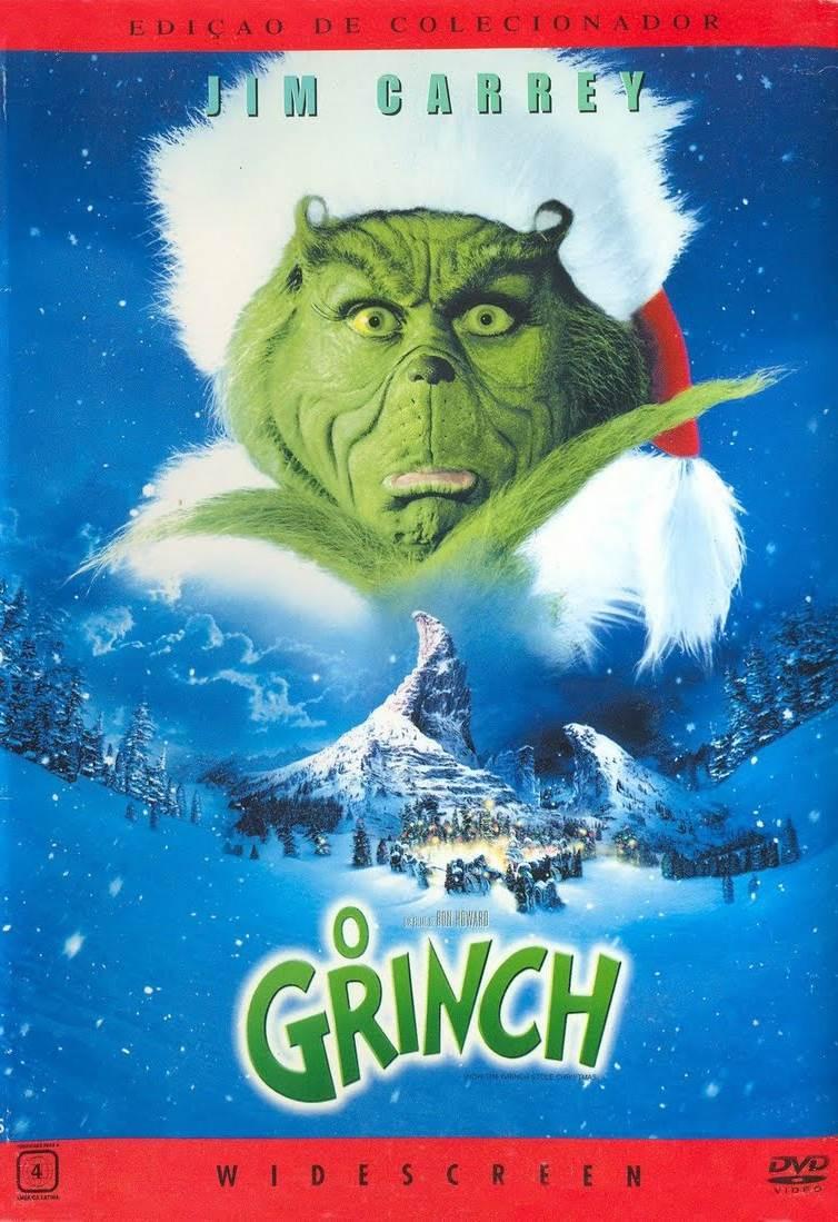 O Grinch (2000) Dual Áudio | Dublado DVD-R Oficial Uptobox Download