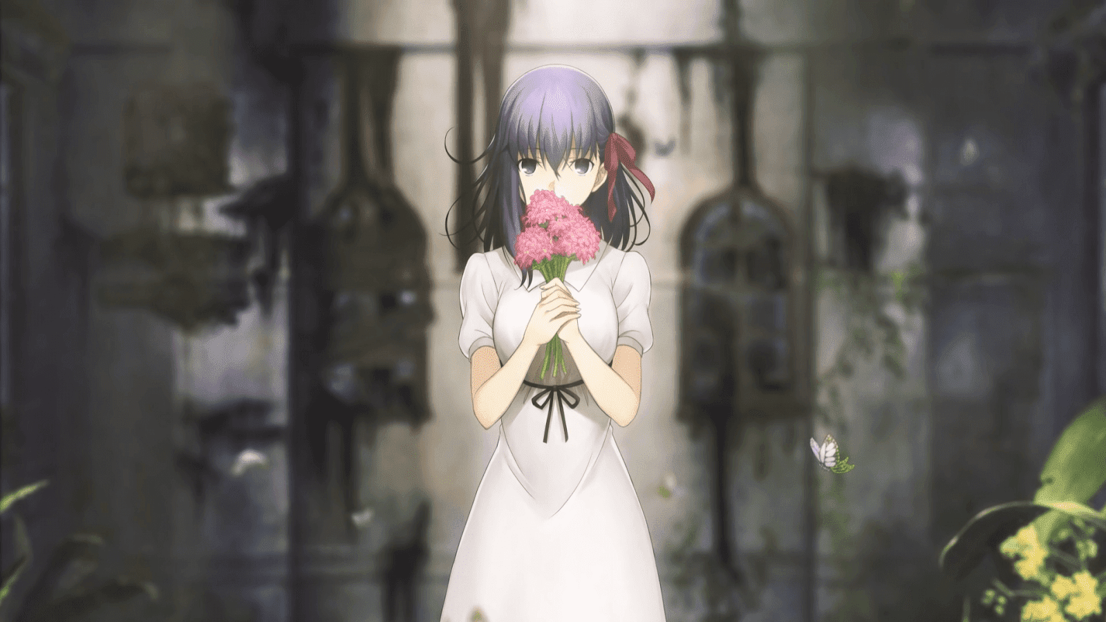 Fate/stay night [Heaven's Feel] 间桐樱 BGM [Wallpaper Engine Anime]