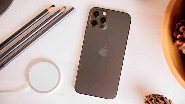 4. iPhone 12 Pro