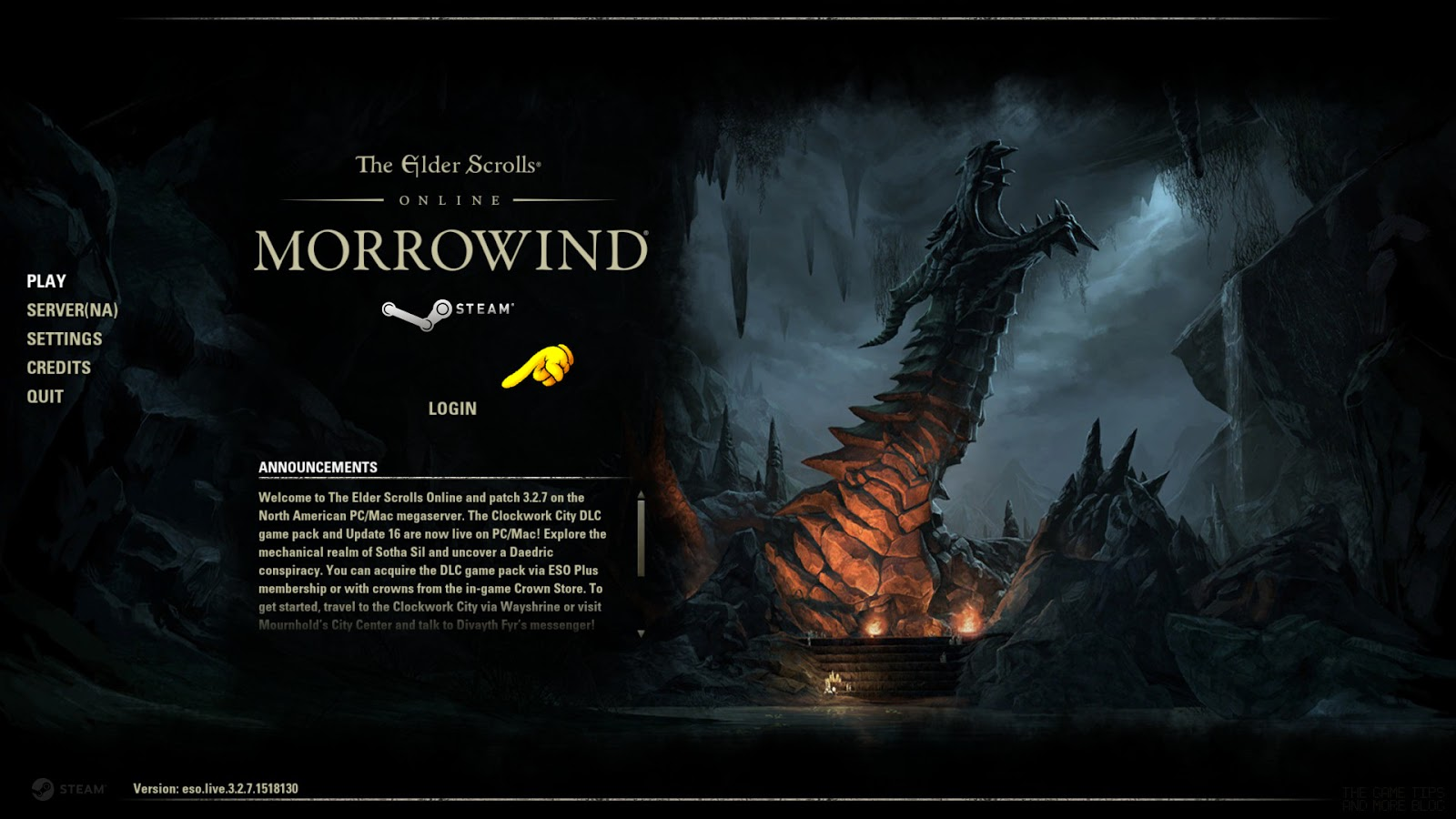 The Game Tips And More Blog: The Elder Scrolls Online - How To