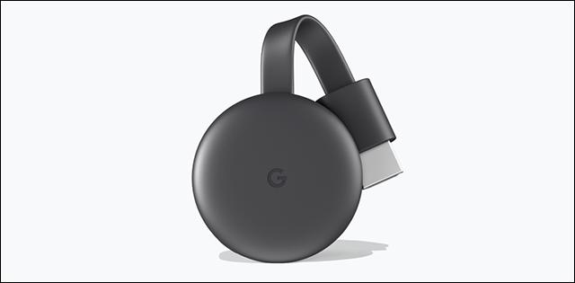 كل المنتجات التي تم الإعلان عنها فى مؤتمر Made by Google 2018 New-chromecast