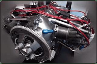 Direct Drive VW Light-sport Aircraft Engines