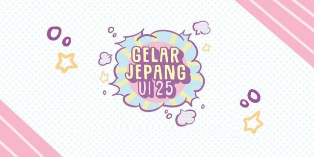 Gelar Jepang Universitas Indonesia (GJUI) ke-25 Mengusung Tema 'Timeless Memories'