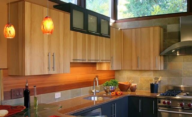 Mid century kitchen designs ayanahouse - Mid century kitchen cabinets ...