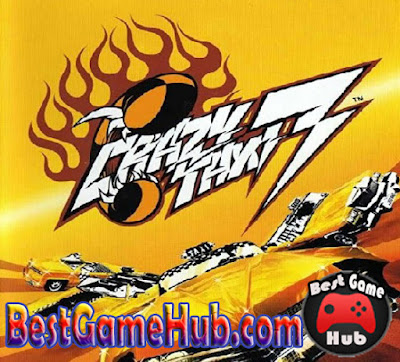 Crazy Taxi 3 PC Game Download Free