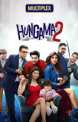 Hungama 2 (2021) Hindi 5.1ch 720p | 480p HDRip ESub x264 1.1Gb | 0Mb