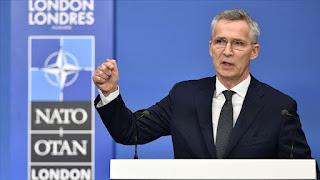 أمين عام الناتو: زيادة إنفاق الحلف إلى 400 مليار دولار..