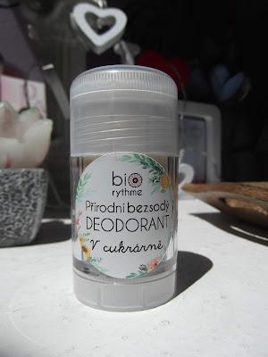 Biorythme prírodný dezodorant bez sódy V cukrárni