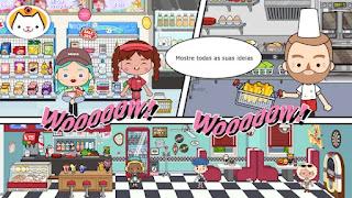 Miga Town My Store apk mod