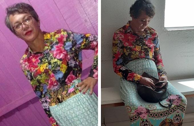 Mãe de homem vestido de mulher já havia sido reprovada 3 vezes em prova prática de direção do Detran