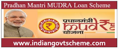 Pradhan Mantri MUDRA Loan Scheme