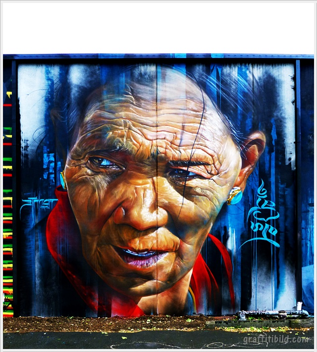 Street Art, Melbourne, Australia, Graffiti, Art