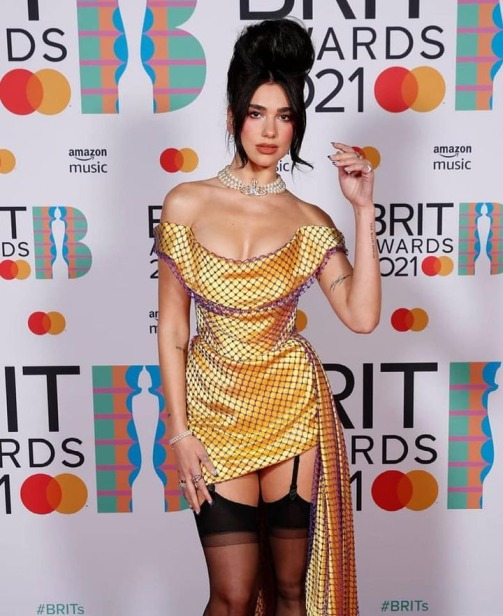 Dua Lipa Sued for Posting Paparazzi Photo of Herself on Instagram