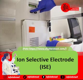 Ion Selective Electrode (ISE). Elektrode selektif ion (Ion Selective Electrode/ISE)