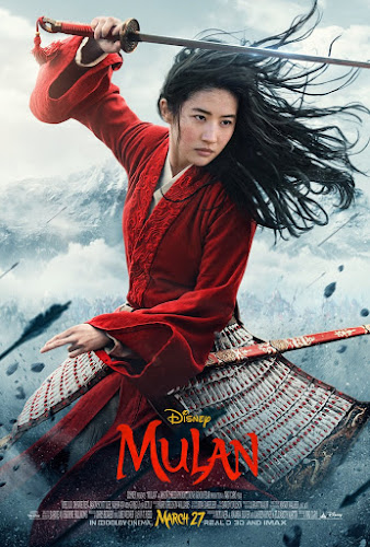 Mulan (Web-DL 720p Dual Latino / Ingles) (2020)