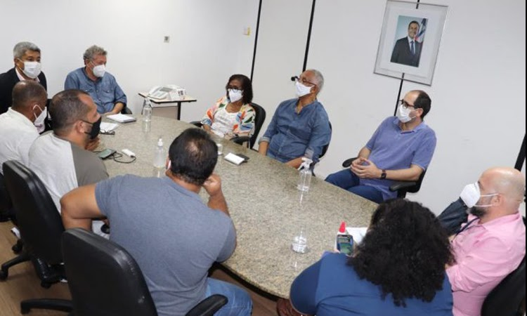 Governo da Bahia realiza nova reunião com a APLB sobre as aulas semipresenciais