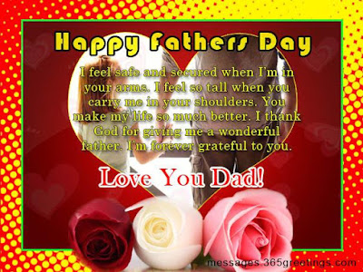 Father's Day Messages: special happy father;s day