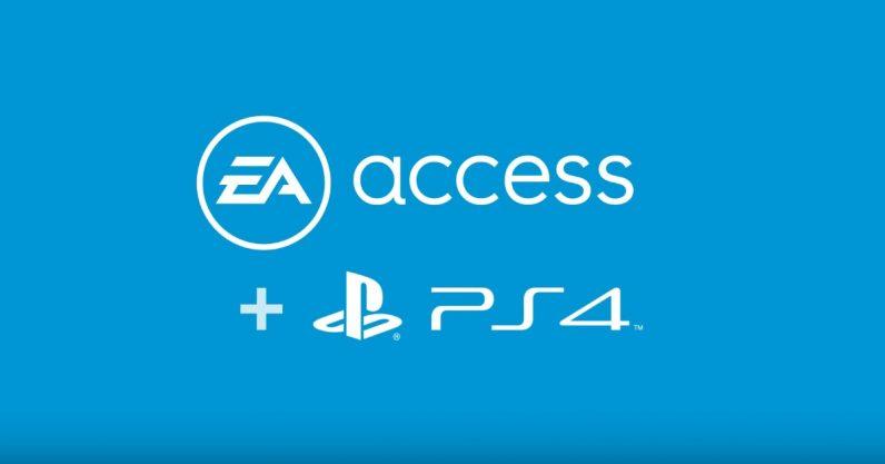 خدمة EA Access تنطلق لجهاز سوني المنزلي PS4 في 24 يوليو