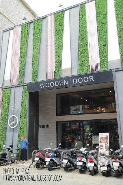 IMG 0545 - 【台中南屯】木門咖啡 Wooden Door*與大自然結合的咖啡廳。清新味蕾的觸動與綻放
