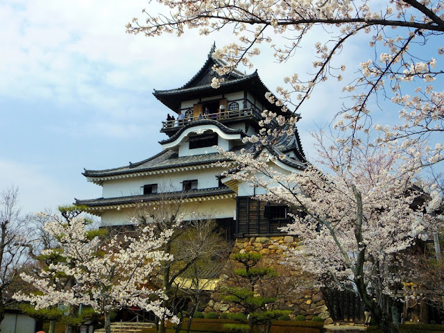 Inuyama Castle and Town