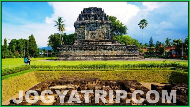 yogyakarta travel guide, Jogja trip travel, candi mandut Jogyakarta, mandut temple building, Jogja tour driver, Jogja tripadvisor