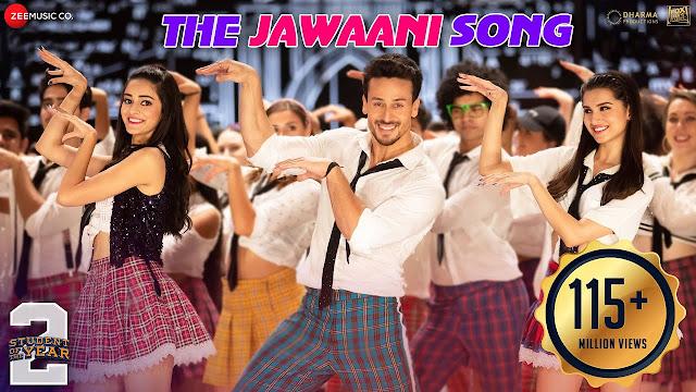 The Jawaani Song Lyrics