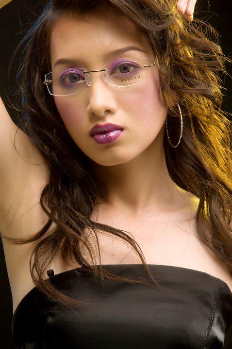 Myanmar Model Girl Photo 2015