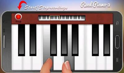 تحميل لعبة البيانو الحقيقي للأندرويد مجاناً