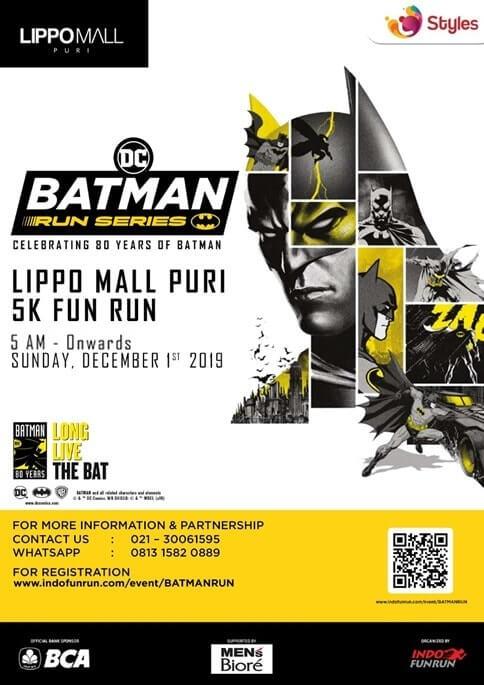 Batman Run • 2019