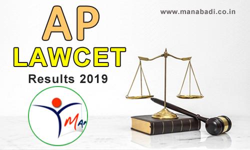 Andhra Pradesh LAWCET Results 2019