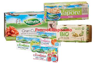 Logo Buoni sconto da stampare Polpa pomodoro, Soia, Frullato, Lenticchie Bio