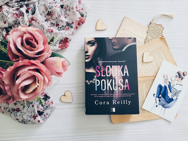 """Słodka pokusa"" Cora Reilly"