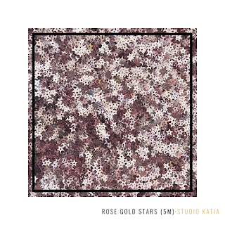 Rose Gold Stars