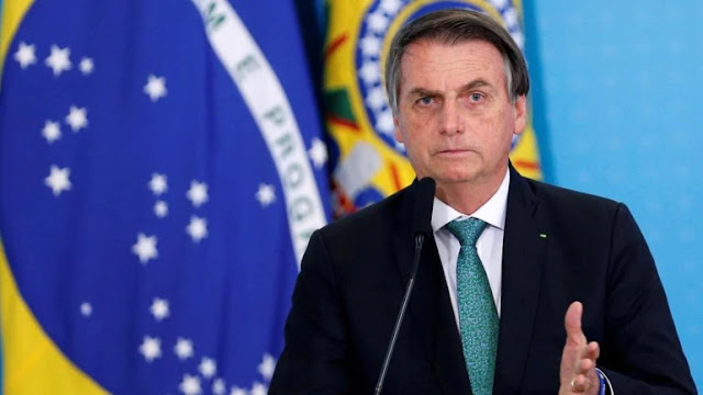 Brazil justice minister resigns, accuses Bolsonaro of meddling
